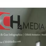Ch4 Media website backdrop