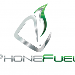 Phone Fuel white background