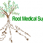Root Medical Supplies Official Logo