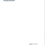 The force group letterhead