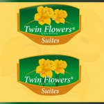 Twin Flowers Grdnt bdr