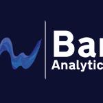 Bar Analytics Colored background