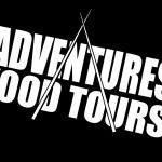 Eating Adventures FoodWhite on black