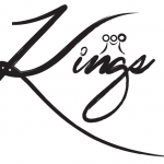 Kings Text Logo