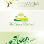 Lawn service Logos MY COPY